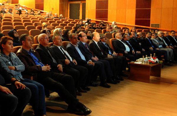 Kahramanmaraş'ta Kudüs Konferansı