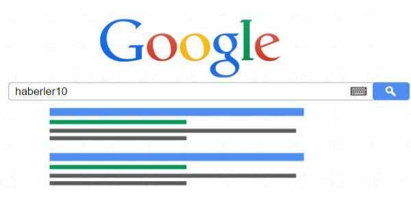 Google'de üst sıralarda çıkma yöntemleri