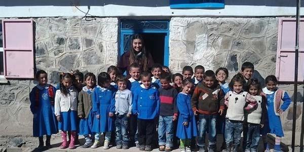 Köy okullarına yardım edelim