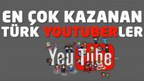 Youtube.com üzerinden en çok para kazanan Türkler