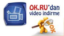 Ok.ru'dan videoları ücretsiz ve programsız indirme