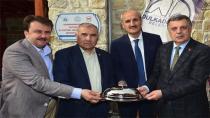Nevzat Pakdil Kahramanmaraş'ta