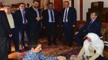 Türk Parlamenterler Birliği ziyaretlerde bulundu